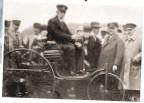 ??  ?? El Benz Patent-Motorwagen fue presentado al público el 3 de julio de 1886.