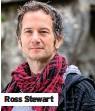 ??  ?? Ross Stewart