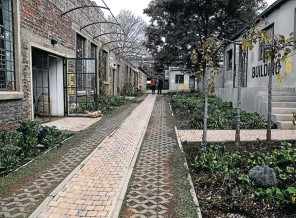 ?? Picture: Simphiwe Nkwali ?? SA's cities have recovered from previous crises such as the flight of capital from CBDs in the 1990s and they can recover from the pandemic through innovation, says the writer. Victoria Yards in Lorentzville, Johannesburg, is billed as an integrated urban complex that encourages social development and commercial enterprise.