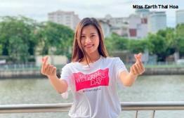 ??  ?? Miss Earth Thai Hoa