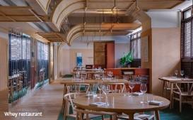 ??  ?? Whey restaurant