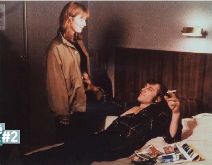 ??  ?? IsabelleHuppe rt et Gérard Depardieu dans Loulou