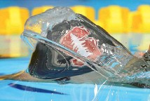 ?? PHOTO:O GETTY IMAGES ?? American swimming phenomenon Katie Ledecky may swim more than 6km at the world championships in Budapest this week.