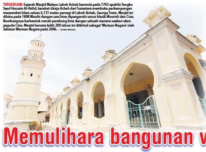 Pressreader Utusan Borneo Sarawak 2016 09 06 Memulihara Bangunan Warisan