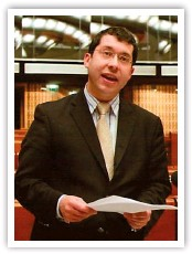 ??  ?? Senator Ronan Mullen