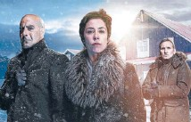 ??  ?? Very cool: Arctic Circle-set drama Fortitude boasts a nicely dense plot nuanced with competing agendas and a great cast.