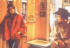 """?? FOTO: UNITED ARCHIVES/KPA PUBLICITY/IMAGO IMAGES ?? Lisa Kreuzer spielte 1976 an der Seite von Dennis Hopper in Wim Wenders' """"Der amerikanische Freund""""."""