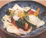 ??  ?? Ravioli Primavera is perfect for the vegetarian diner.