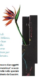 ??  ?? Nato a Firenze nel 1973, studi di Industrial Design allo IED di Milano, ha una forte base teorica (ha anche insegnato alla NABA). Alla base del suo percorso creativo c'è una frase: «Progettare per restituire delle esperienze elaborate».