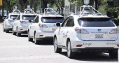 ?? GOOGLE ?? Google has been testing self-driving car technology for six years on a fleet of Lexus SUVs equipped with special radar and LiDar.