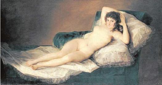 ?? // MUSEO DEL PRADO ?? 'La Maja desnuda', de Goya