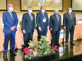 ?? AMA ?? Durante la asamblea se guardó un minuto de silencio por las víctimas del coronavirus