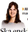 ??  ?? Familjejuristen Sanna Wetterin från Fenix Begravningsbyrå svarar på läsarnas frågor! Har du en? Mejla: familjejurist@mitti.se