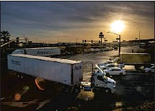 ?? Gina Ferazzi Los Angeles Times ?? AS WAREHOUSES and shipping have exploded in inland areas, residents say they are increasingly seeing negative health effects.