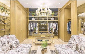 0af4acd0ec8 Tory Burch opens its latest and largest boutique at Rockwell s Power Plant  Mall.