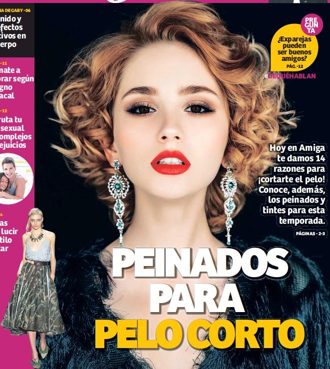 PressReader - Diario La Prensa  2016-10-07 - peinados para pelo corto a3a046b35e8e