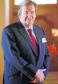 ??  ?? FIRED FIRM: Richemont chair Johann Rupert