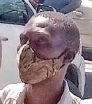 ??  ?? JAILED: Mfundisa outside court