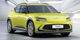 ?? ?? Genesis is a Hyundai brand and the GV60 will debut facial recognition when launched.