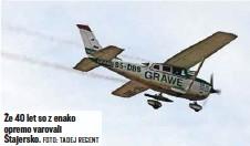 ?? FOTO: TADEJ REGENT ?? Že 40 let so z enako opremo varovali Štajersko.