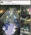 ??  ?? 脸书用户周五(19日)发文声称有人为了跨州躲在罗里车斗,结果被警方逮捕,遭罚1000令吉。(脸书截图