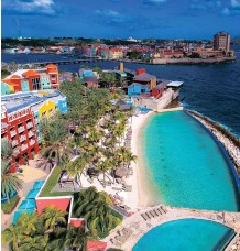 ??  ?? CURAÇAO in the Caribbean is a destination hot on South Africans' radar.