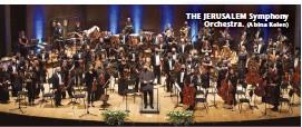 ??  ?? THE JERUSALEM Symphony Orchestra. (Abina Kolen)