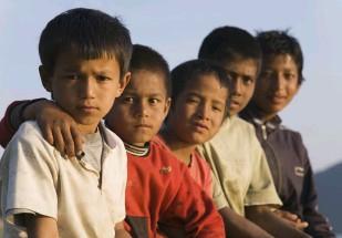 ?? 尼泊尔的孩子们 ??
