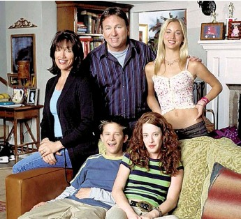 """?? ABC ?? ABC's """"8 Simple Rules,"""" which starred the late John Ritter — one the 12 sitcom fathers studied — featured dialogue that included hurtful things to their children. The study appeared in Psychology of Popular Media Culture this month."""