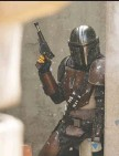 ?? DISNEY+ ?? Disney+ is planning two spinoffs of its hit The Mandalorian.