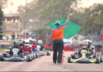 ??  ?? Con mucha ansiedad y gran expectativa se aguarda para hoy el retorno del Campeonato Nacional de Karting, con la disputa de la segunda fecha, que tendrá su continuidad mañana con la tercera.