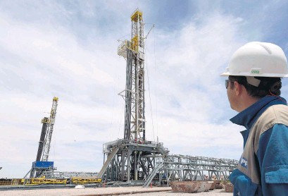?? NA ?? En junio, YPF colocó gas en el mercado por 33 millones de m3 diarios.