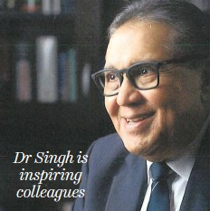 ?? Supplied ?? DR TRISHUN Singh, cardiologist and president of the newly-established Cardio-Oncology Society of Southern Africa.  