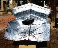 Salah Satu Dapur Solar Yang Dihasilkan Penuntut