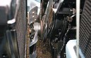 ??  ?? Engines are prone to worn crankshaft thrust washers, wrecking crank/block. Check pulley movement when the clutch is pressed (or lever it on autos)