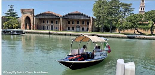 ??  ?? © Copyright by Provincia di Como - Servizio Turismo
