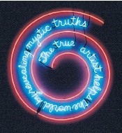 ??  ?? Mean swirl: Bruce Nauman's work is full of irony and unsettling imagery