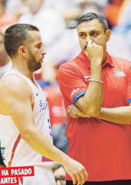 ?? Archivo ?? Según el entrenador Carlos Morales, en otras ediciones del Equipo Nacional siempre han habido jugadores que favorecerían ser dirigidos por otro entrenador.