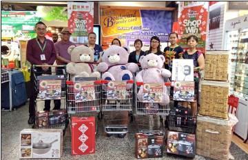 PressReader - The Borneo Post: 2018-11-18 - XMAS WEEKLY DRAW: