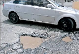 ?? RICHARD CASTRO / EXPRESO ?? Criterio. La Defensoría del Pueblo señala que los conductores afectados tienen derecho a una indemnización.