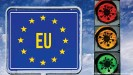 ??  ?? The EU has agreed on a traffic light system to make understanding travel restrictions easier