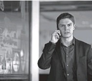 """?? HBO ?? Evan Peters as Detective Colin Zabel on """"Mare of Easttown."""""""