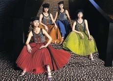 ?? Picture: Dior ?? Dior's readyto-wear collection by creative director Maria Grazia Chiuri.
