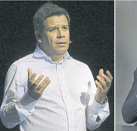 ??  ?? Facundo Manes y Diego Santilli se enfrentarán en las PASO de septiembre