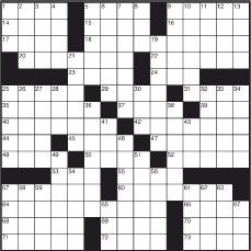 scale note before la crossword