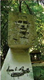 ??  ?? El Cornito, finca donde vivió El Cucalambé. 153