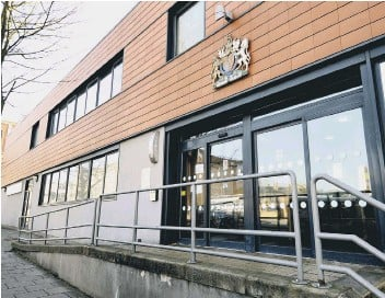 ??  ?? Pietrzyk was sentenced at Scarborough Magistrates' Court