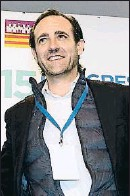 ?? CATI CLADERA / EFE ?? José Ramón Bauzá