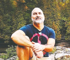 ?? Yvan Godbo ut / hando ut / the canadian pres ?? Quebec author Yvan Godbout says the anxiety and stigma remain despite the relief of the court verdict.