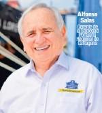 ??  ?? Alfonso Salas Gerente de la Sociedad Portuaria Regional de Cartagena